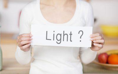Mito da sfatare: cibi light = cibi ipocalorici
