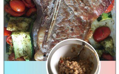 Filetto di manzo grass-fed con burro all'acciuga