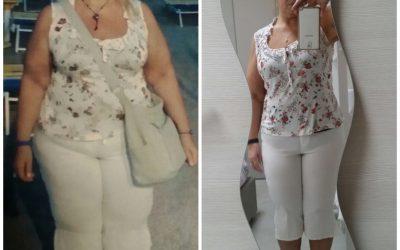 Come perdere 20 kg e sistemare il metabolismo