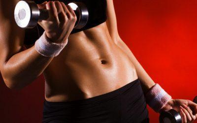 13 motivi per i quali ogni donna dovrebbe allenarsi con i pesi, di Yana Didenko