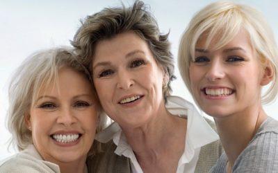 Estrogeno e progesterone nella pre-, peri- e menopausa