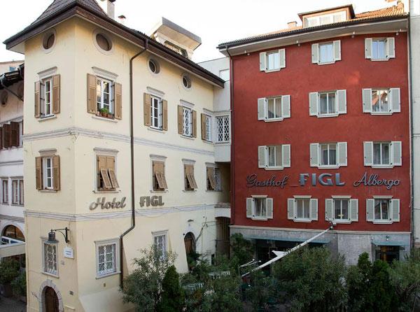 Hotel Figl Aussen