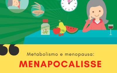 Metabolismo e menopausa